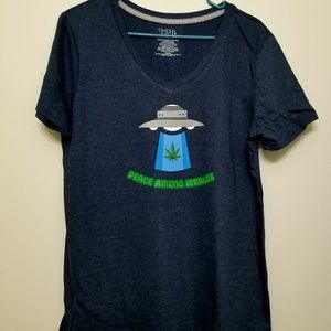 Tops - Peace Among Worlds Shirt
